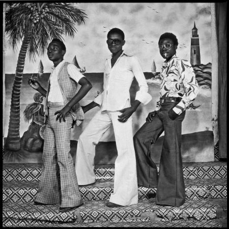 photo les-gentlemen-de-cocody-1978.jpg Sanlé Sory - photographies