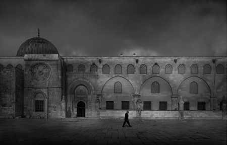 photo Jerusalem - La mosquée Al-Aqsa 2.jpg Jean-Michel Berts - Exposition Photo