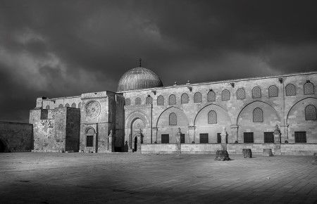 photo Jerusalem - La mosquée Al-Aqsa.jpg Jean-Michel Berts - Exposition Photo