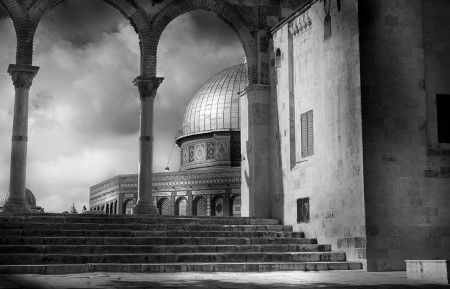 photo Jerusalem - Le Dome du Rocher sur le mont Moriah.jpg Jean-Michel Berts - Exposition Photo