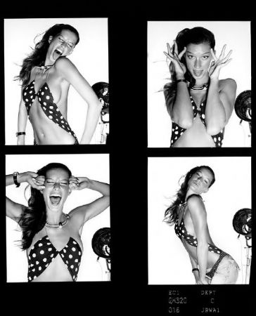photo gisele-contact-sheet-2003.jpg Rankin - Exposition Photo