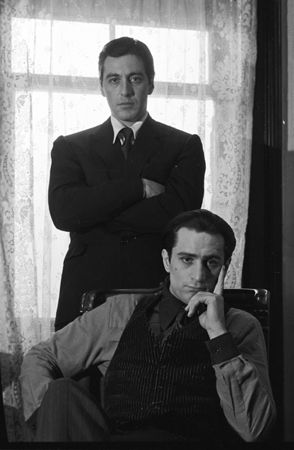 photo 002_002-Steve-Schapiro-Godfather-DeNiro-Pacino.jpg Steve Schapiro - Photographies