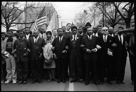 photo 025_025-MLK-March.jpg Steve Schapiro - Photographies