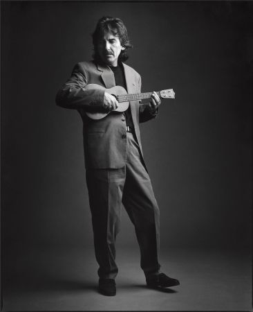 photo 92044_george_harrison_2.jpg Mark Seliger - Tirages et Exposition