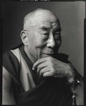photo dalai-lama-washington-dc-2011.jpg Mark Seliger - Tirages et Exposition