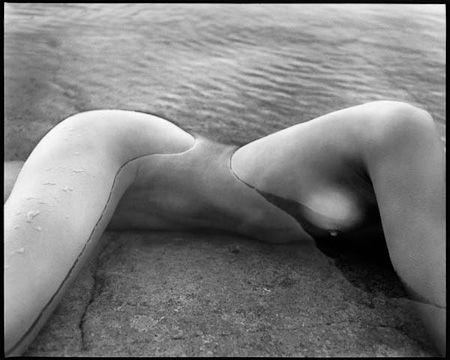 photo 009_Nude St Barthelemy by Patrick Demarchelier.jpg Patrick Demarchelier - Exposition Photo