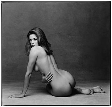 photo 014_Cindy Crawford New York 1990 by Patrick Demarchelier.jpg Patrick Demarchelier - Exposition Photo