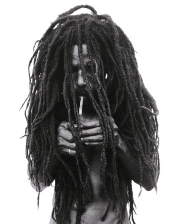 photo rastafarian_smoking_a_joint.jpg Donald Graham - photographies
