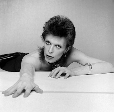 photo bowie-terry-oneill-1.jpg David Bowie - Photography exhibition