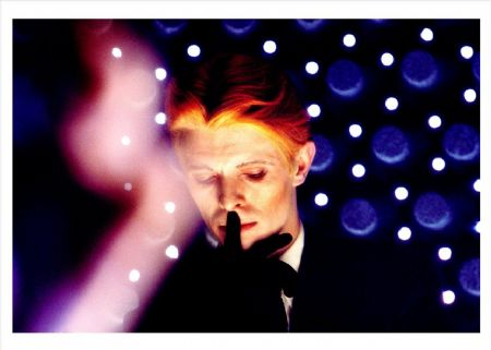 photo sssa-bowie-blue-schapiro.jpg David Bowie - Photography exhibition