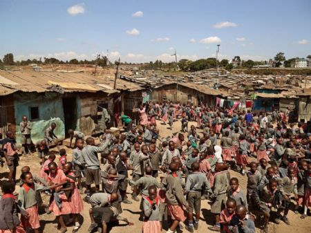 photo 5-valley-view-school-mathare-nairobi-kenya.jpg james mollisson - Tirage photo et Exposition