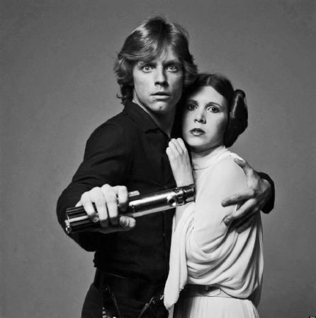 photo terrey-oneill---mark-hamill-et-carrie-fisher---star-wars.jpg THE WEST IS THE BEST - photographies